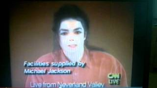 getlinkyoutube.com-★ Michael Jackson Statement - My Body Language Analysis.  From His Neverland Ranch -  CJB ★