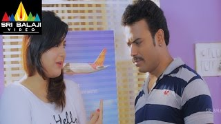 Stepney Movie Aziz and Asna Khan Comedy Scene    Adnan Sajid Khan, Aziz Naser    Sri Balaji Video