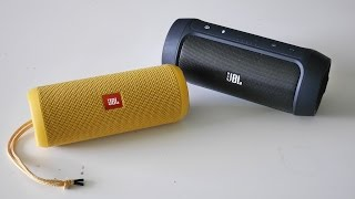getlinkyoutube.com-JBL Flip 3 vs. JBL Charge 2 - soundcheck