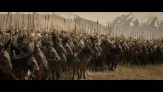 getlinkyoutube.com-Ride of the Rohirrim