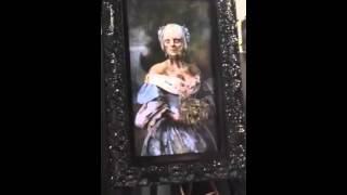 getlinkyoutube.com-Haunted painting comes to life