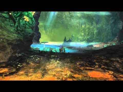 Guild Wars 2 - ¿Guarida de la Reina Karka?