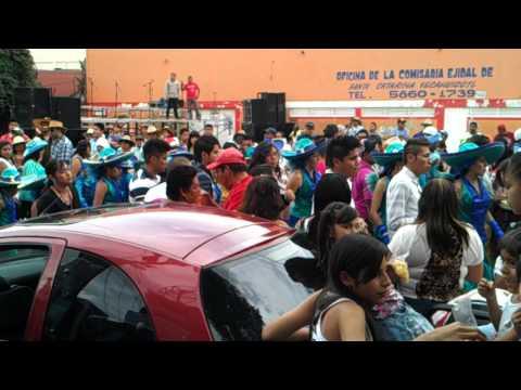 Carnaval Santa Catarina, Tlahuac - Mexico 2014