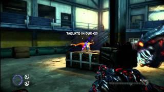 The Darkness 2 (ITA) gameplay walkthrough [part 5]