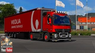 getlinkyoutube.com-[ETS2 v1.26] Mercedes Actros MP3 Reworked v1.5 + ALL DLC´s ready