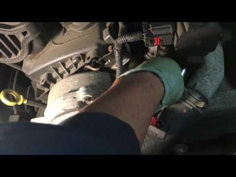 Como cambiar coolant temperature sensor'2010 chrysler touring 300