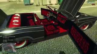 getlinkyoutube.com-GTA V | Lowrider | Benny's Original | Buccaneer