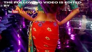 kajal agarwal item song navel show