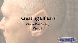 getlinkyoutube.com-How to Make Elf Ears - Casting your Actor's Ears (Part 1)