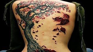 getlinkyoutube.com-Amazing 3D Tattoo Ideas-Best Body Painting Tattoos-3D Art Illusions!![part1]