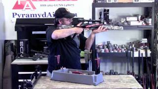 getlinkyoutube.com-Hatsan 125 Sniper .25 Cal Airgun Review - Amazing power and accuracy!