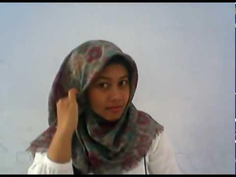 Cara Memakai Model Jilbab Modern | Jilbab Modis
