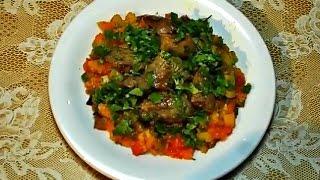 getlinkyoutube.com-طريقة تحضير كفتاجى  في الفرن, بطريقة سهلة وصحية - Cuisine Tunisienne - Kafteji au four