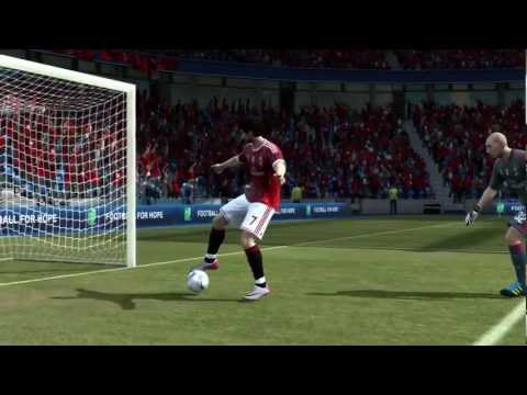 FIFA 12 Skills Tutorial - The Roulette Backheel and Flair Pass Tutorial HD - PS3 & Xbox 360