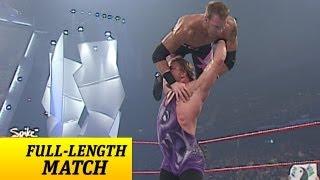 getlinkyoutube.com-FULL-LENGTH MATCH - Raw - Christian vs. RVD - Intercontinental Championship Ladder Match