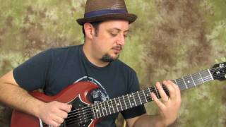 Guitar Scales - Major Pentatonic Extension Scale - Guitar Solos