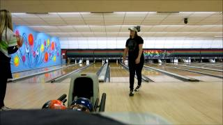 getlinkyoutube.com-2015 Jan 3 League bowling