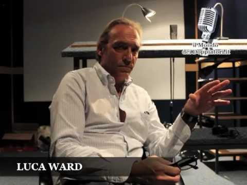 Intervista a LUCA WARD (2012) | ilmondodeidoppiatori.it