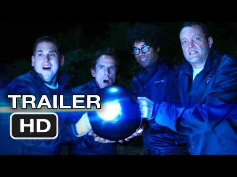 The Watch Official Trailer #2 (2012) - Ben Stiller, Vince Vaughn, Jonah Hill Movie HD