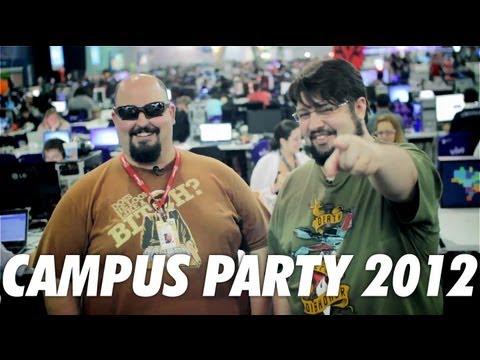 NerdOffice - S03E06 - Campus Party 2012