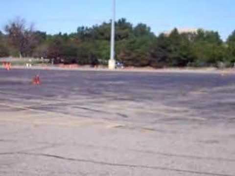 Elantra at Detroit SCCA solo