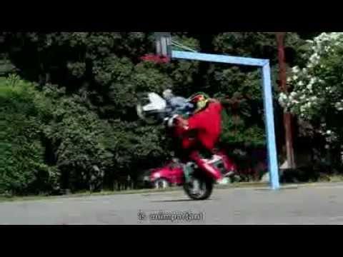 Manobras de moto Jorian Ponomareff