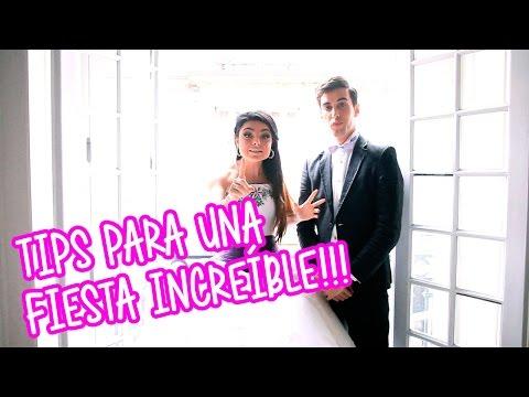 Expo 15 México Roberto Carlo y Violeta Isfel te dan tips para tu fiesta de 15  Octubre 2012