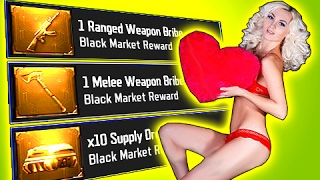 getlinkyoutube.com-NEW WEAPONS! - 600 KEY RARE SUPPLY DROP OPENING