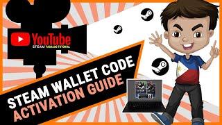 getlinkyoutube.com-Steam Wallet Code - Step by Step Activation Tutorial (Tagalog)