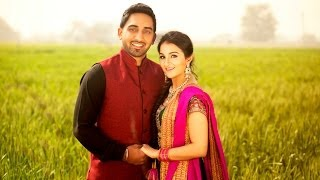 getlinkyoutube.com-Amrik Weds Jasmeet | Indian Sikh Punjabi Wedding | Ludhiana