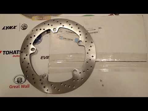 34112314894 передний тормозной диск Bmw K1200LT/34112314894 front brake disk Bmw