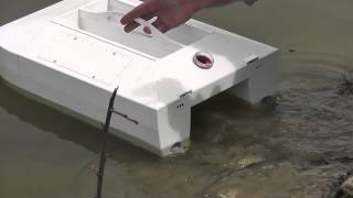 Bait Boat TITANIK-4 Test 2/4