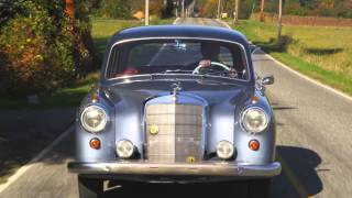 getlinkyoutube.com-1959 Mercedes 220SE Road Test with Kent Bergsma: Classic Series '50 to '74 Part 4