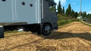getlinkyoutube.com-Euro Truck Simulator 2   Actros Aragaz
