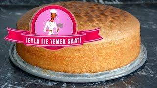getlinkyoutube.com-Pandispanya Tarifi - Biskuit Teig - Leyla ile Yemek Saati