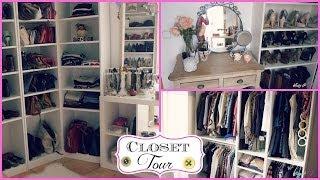 getlinkyoutube.com-My CLOSET/ROOM Tour ♥ Tips organización y decoración!