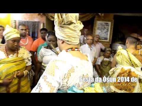 Run de Oxum do Baba Mauro na Festa de Osun 2014
