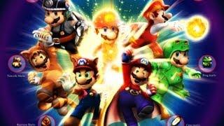 getlinkyoutube.com-Todos los juegos de Mario para NDS