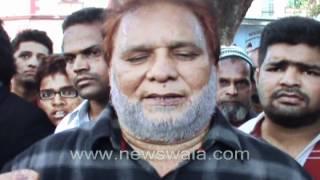 Newswala : Zafar Pahelwan released on bail from chanchalguda Jail.