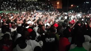 Concert 28 avril 2017 stade iba mar diop dip doundou guiss