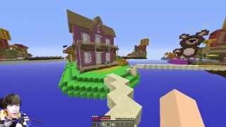 getlinkyoutube.com-MineCraft Egg Wars | حرب البيض #11 | يحيى الي مالو فايدة فالحياة