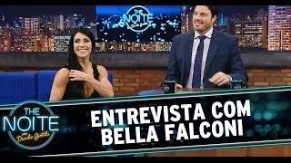 getlinkyoutube.com-Entrevista com a musa fitness Bella Falconi