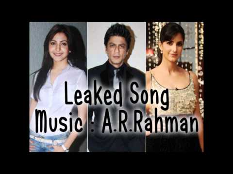 London Ishq 'EXCLUSIVE Trailer Leaked Song'  - Mujhy Bata - Ft' SRK - Music: A.R.Rahman 2012