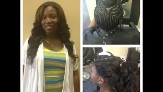 Versatile Sew-In: Install & Styling