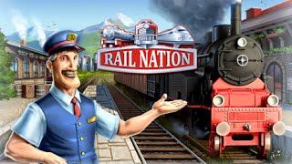 Rail Nation 2-ое место без доната и остальные секреты!