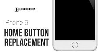 getlinkyoutube.com-How to: iPhone 6 Home Button Repair Video