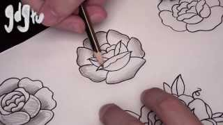 getlinkyoutube.com-Where to Shade / Shading Techniques for Tattoo Designs