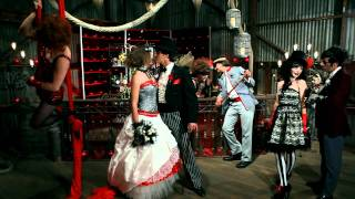 Dark Circus Wedding