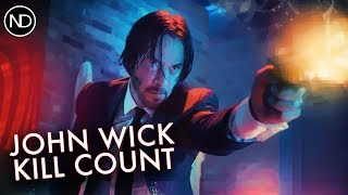 getlinkyoutube.com-THE JOHN WICK KILL COUNTER | Keanu Reeves | 2015 [HD]