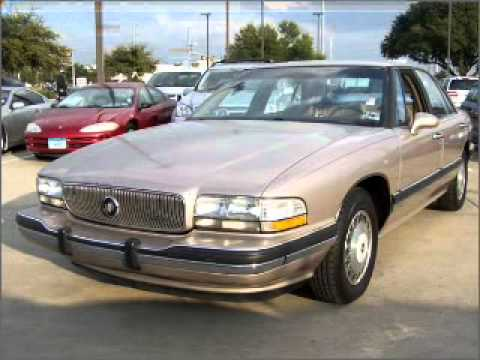 1993 buick lesabre problems online manuals and repair. Black Bedroom Furniture Sets. Home Design Ideas
